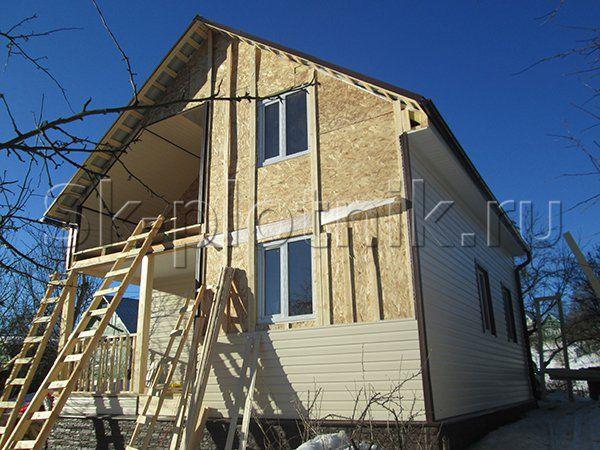 Проект дома №8