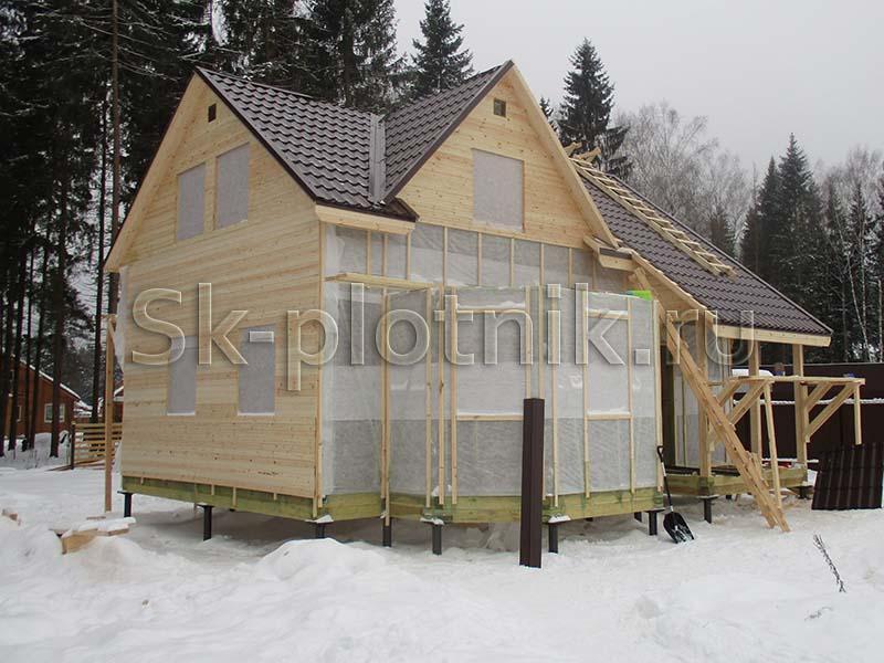 Проект дома №25