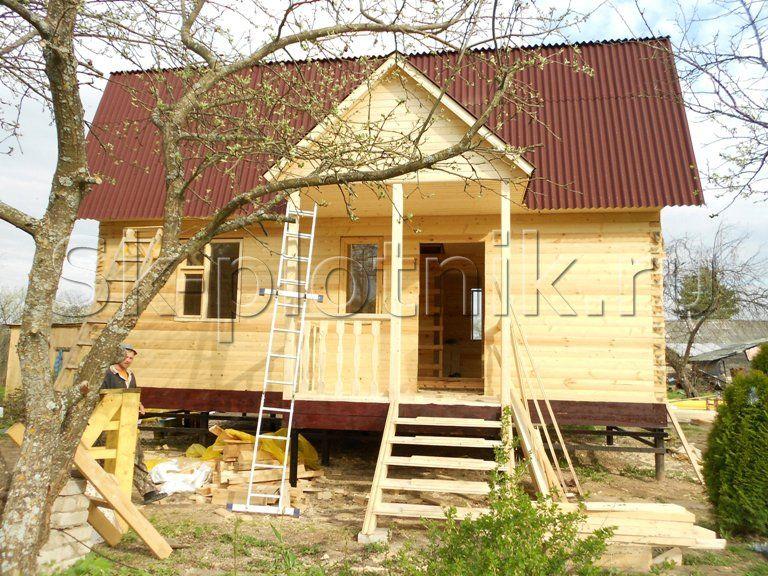 Проект дома №34