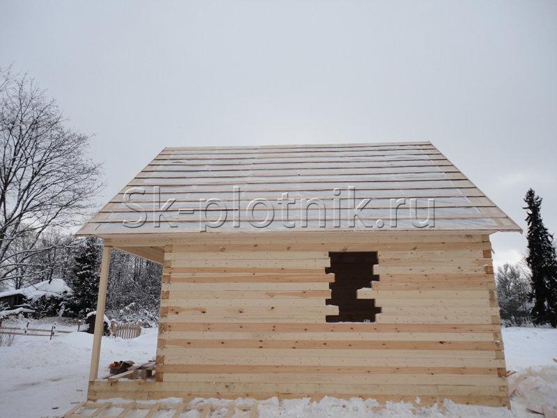 Проект дома №23