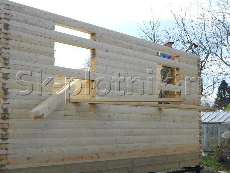 Проект дома №19