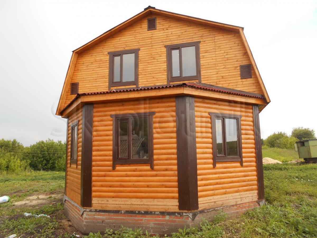 Проект дома №39
