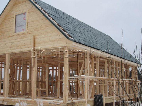 Проект дома №18