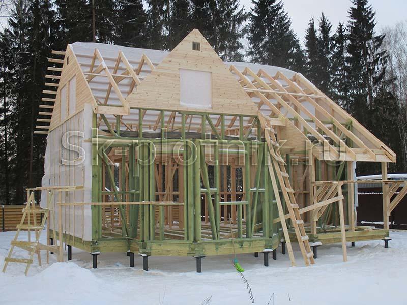 Проект дома №14