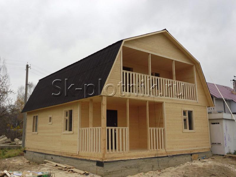 Проект дома №7