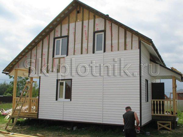 Проект дома №21