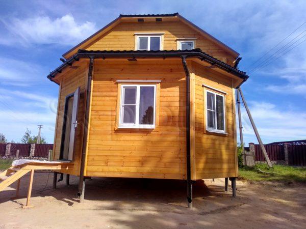 Проект дома №2