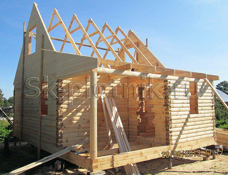 Проект дома №4
