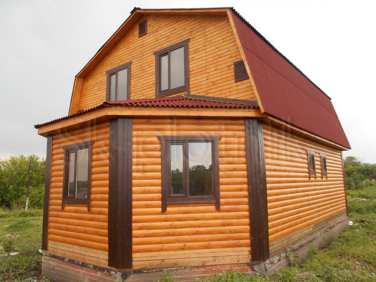 Проект дома №38
