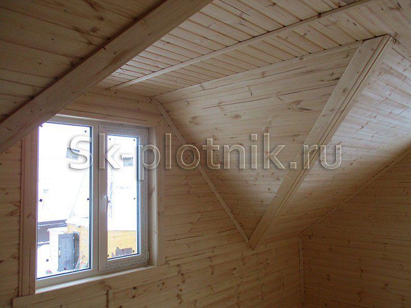Проект дома №55