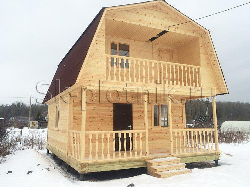 Свой дом вместо городской квартиры