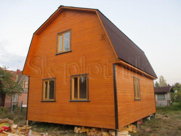 Проект дома №16