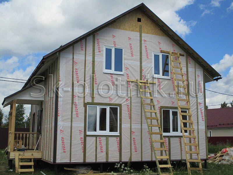 Проект дома №27